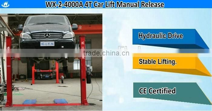 2 Post Car Lift Used 2 Post Car Lift For Sale Hydraulic Pump For