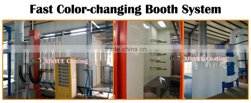 high quality hardware electric powder coating oven