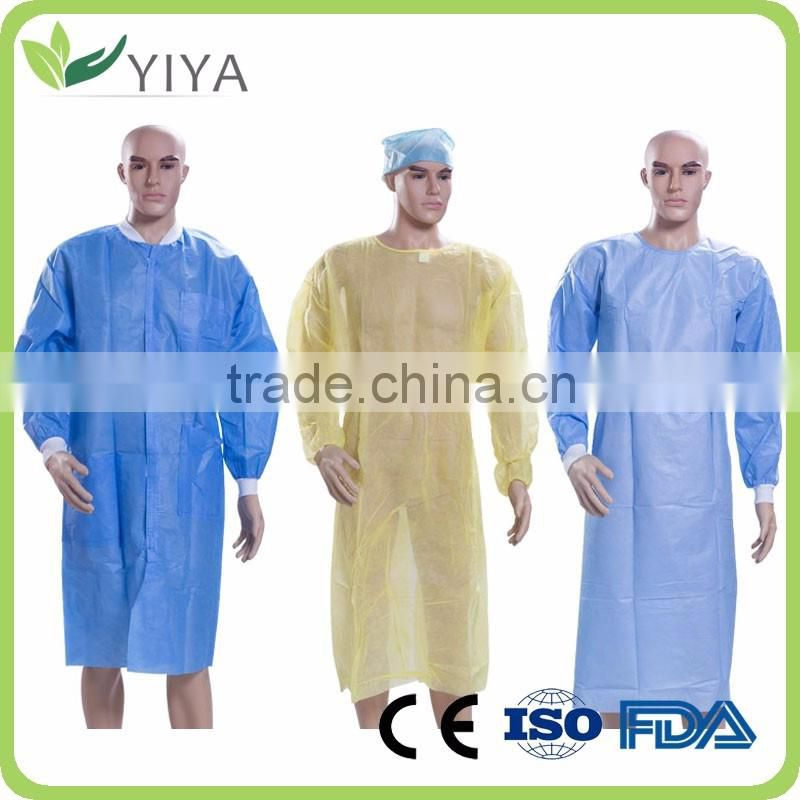 medical supplies hospital patient gowns/ disposable nonwoven ...