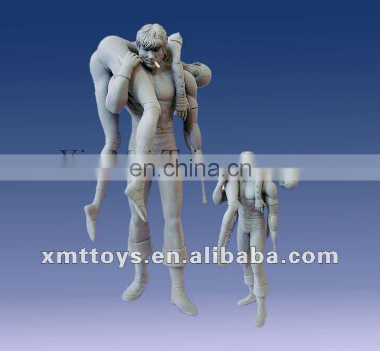 OEM polyresin animal figure bookend
