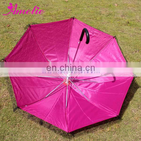 Gothic cheap lace umbrella lady parasol