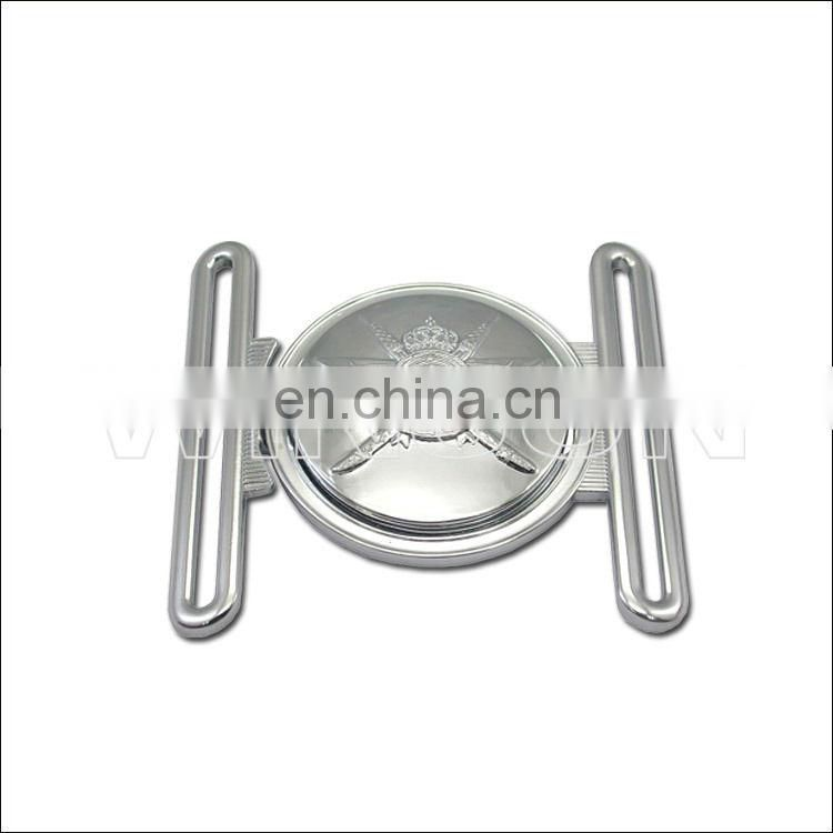 Made in China simple metal belt bulk/metal belt hook/metal belt buckle for men