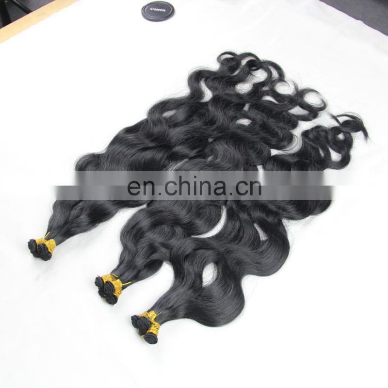 Youth Beauty Hair Best Saling 100% Indian virgin human hair weaving Loose Wave style cuticle aligned