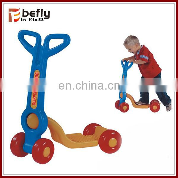Newest plastic baby sit car baby toy