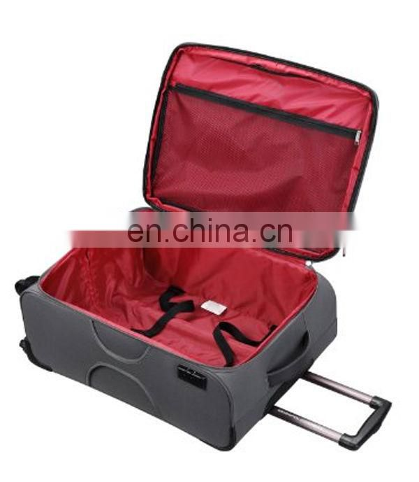 Classic Trolley Luggage Bag with your own brand