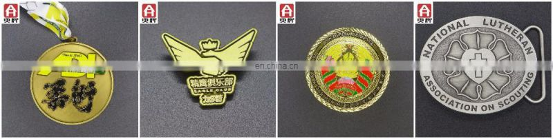Good quality customer design metal medal