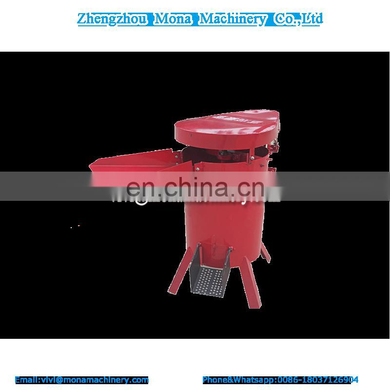 Multi-function almond shelling machine green walnut washing peeling machine