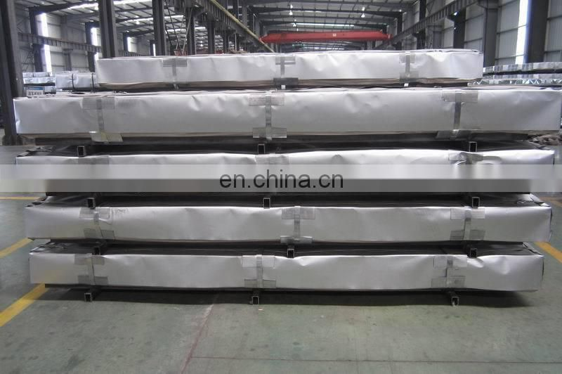 Galvanized Corrugated Roofing steel iron sheet color sheet