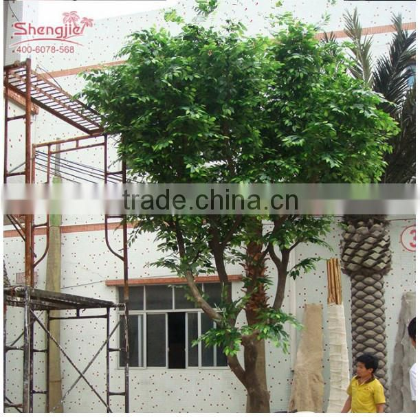 plastic pachira money tree plant landscape trees cheap artificial trees