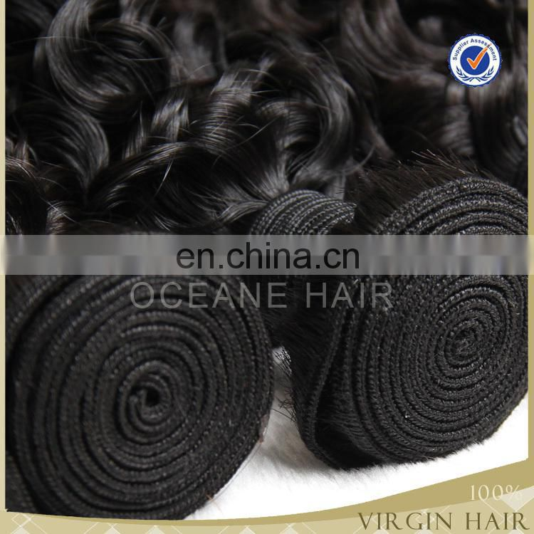 Alibaba wholesale natural hotsale raw unprocessed curly human braiding hair