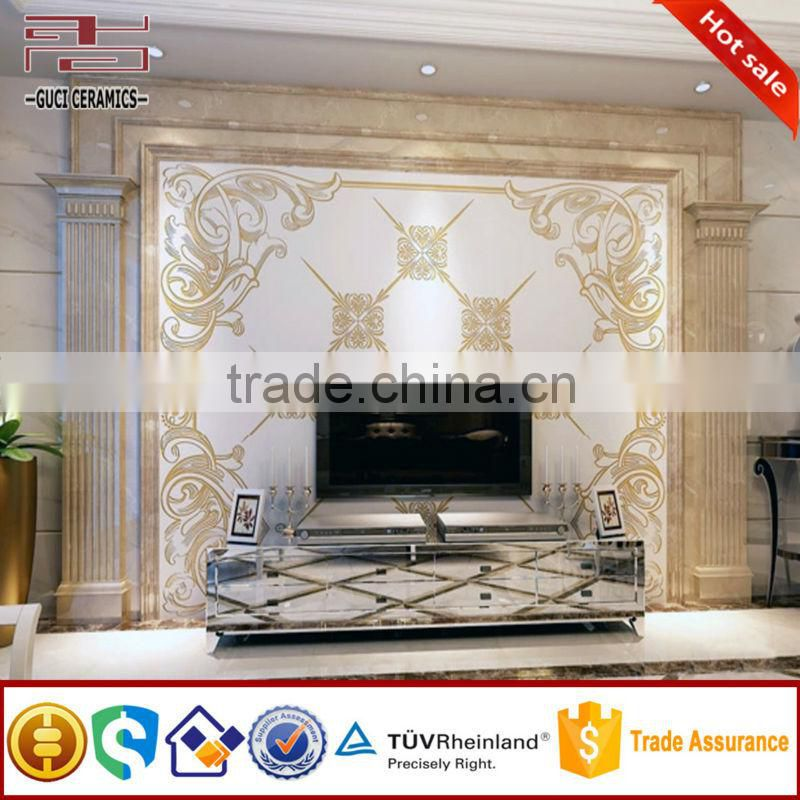 Tv Panel Decorative Tile Mural Wall