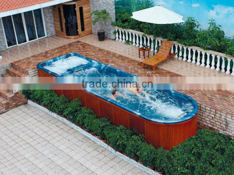 deluxe outdoor spa WS-S08M