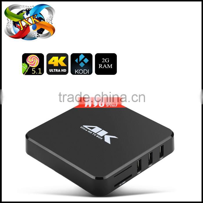 Smart firmware quad core supported bluetooth MX Plus S905 1G 8G Quad