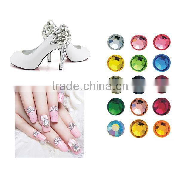 loose strass crystal for shoes