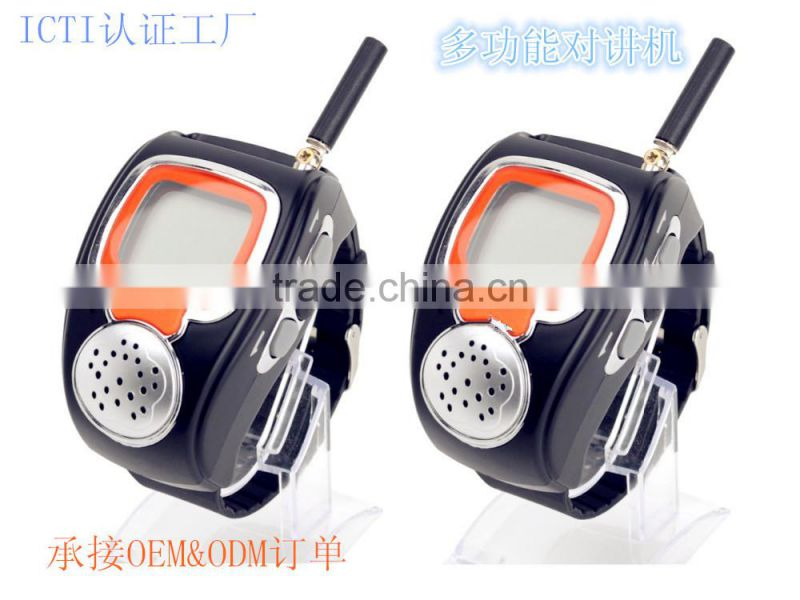 new digital two way radio hot wrist watch walkie talkie from icti factory buy walkie talkie directly from china manufacturer