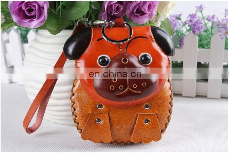 Snail shape wallet leather women purse