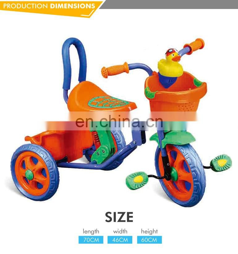 New arrive high quality balance seats kids tricycle children