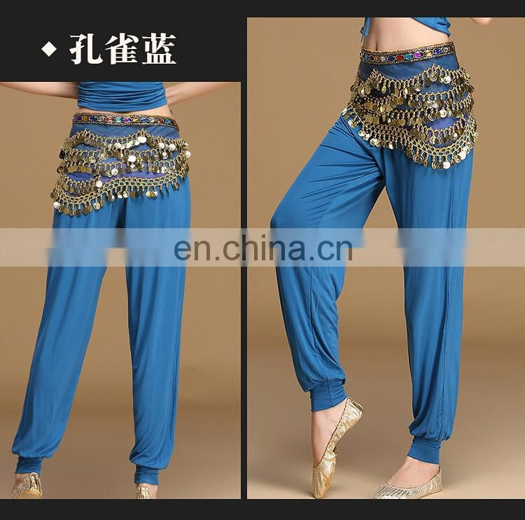K-4048 Modal harlan belly dance pant for women