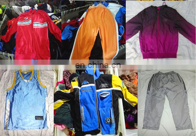used clothing in new jersey sports short pants winter used clothes
