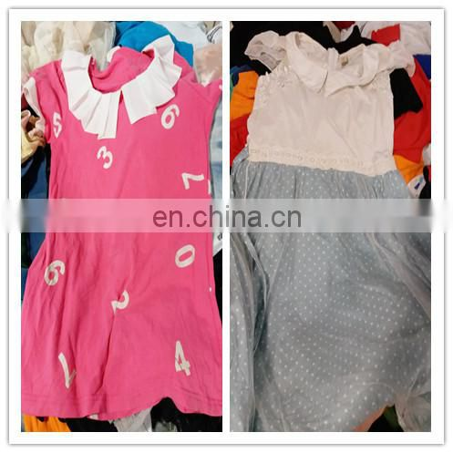 Taiwan wholesale used clothing bales kids clothes children