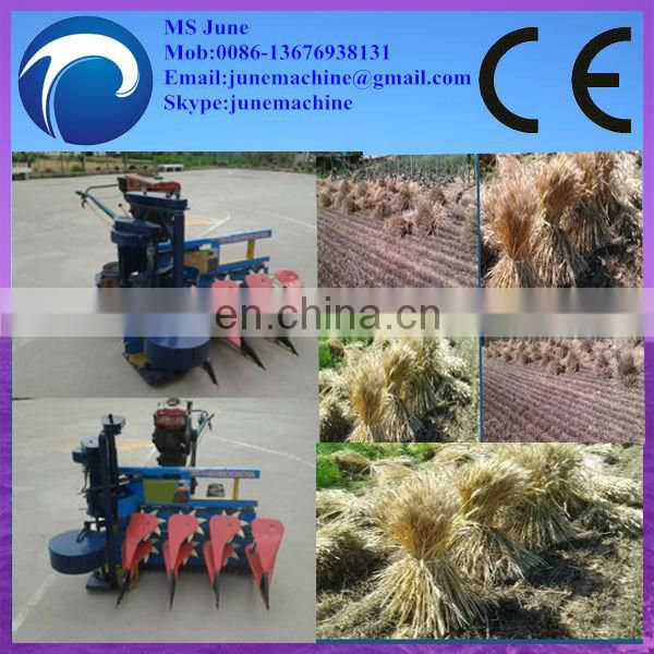 2014 high quality corn stalk harvester