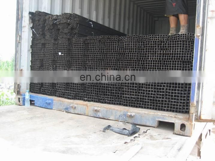 Best sale black welded seamless steel iron pipe tube