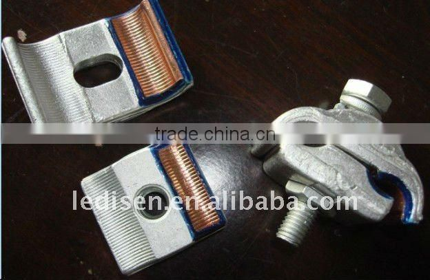 Copper-Aluminium Parallel Groove Clamp(Bimetal PG Clamp, CAPG Clamp)
