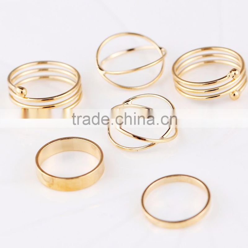 Gold rings without stones latest gold finger ring designs of Rings ...