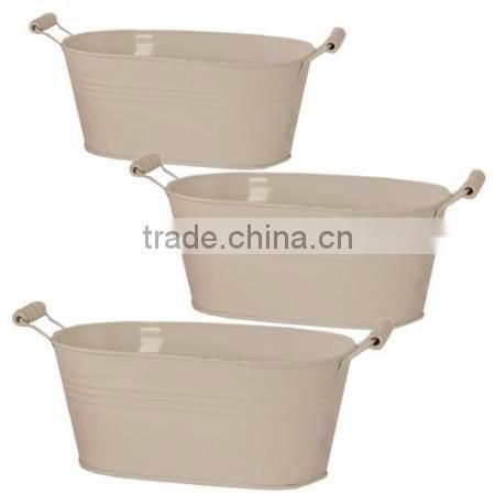 cheap price metal planters