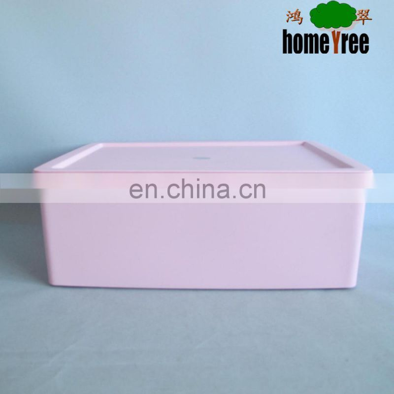 Hometree HighQuality Customized Underwear Stroage Boxes Socks Organizer Box With Lid