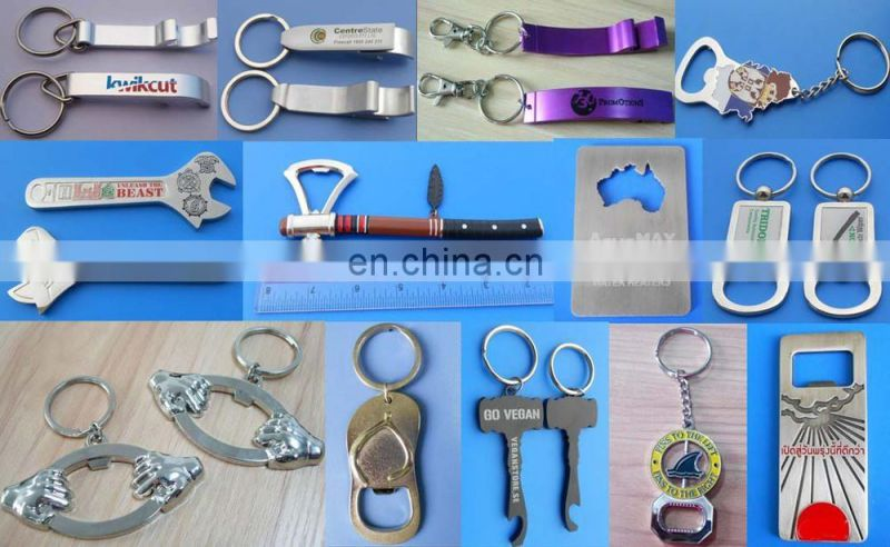 2017 hot sale fashion gift custom functional bottle opener ring