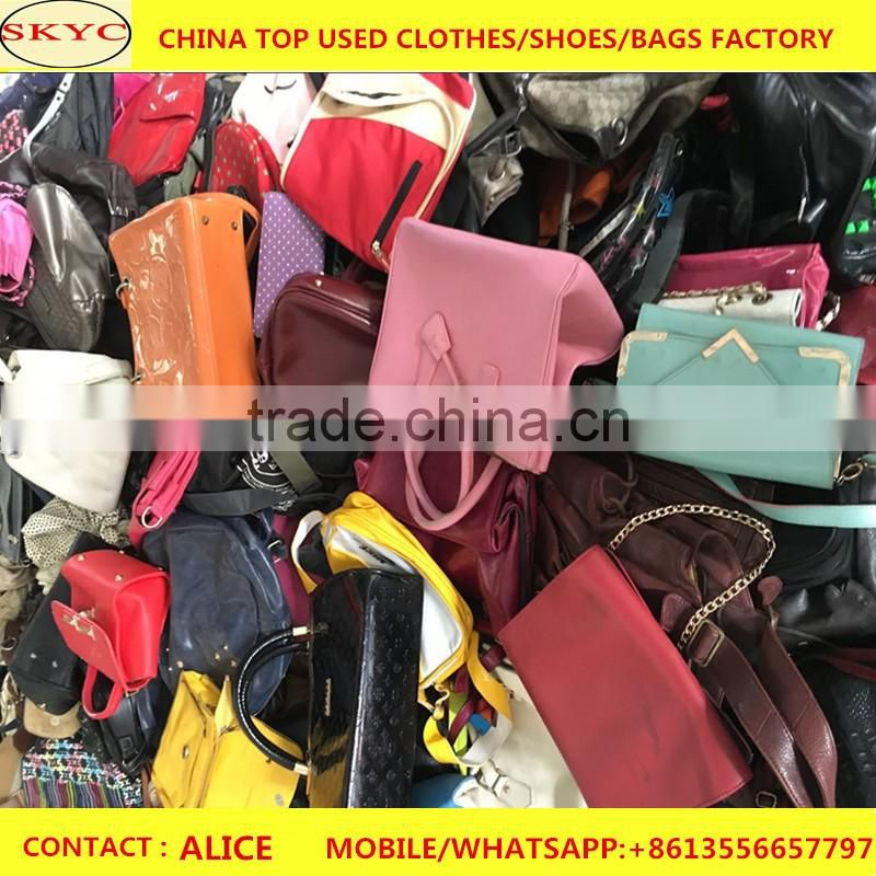China Used Bags For Las Second Hand Pretty Leather Hot In Dubai