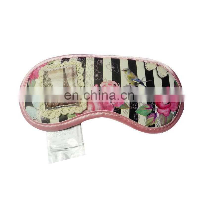 Promotional Glitter Blindfold Sleeping Eyepatch