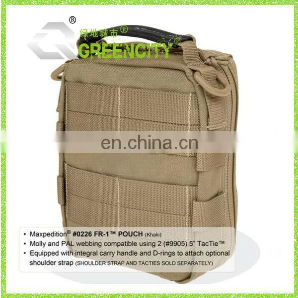 Military Molle Medical Pouch First Aid Kit Pouch