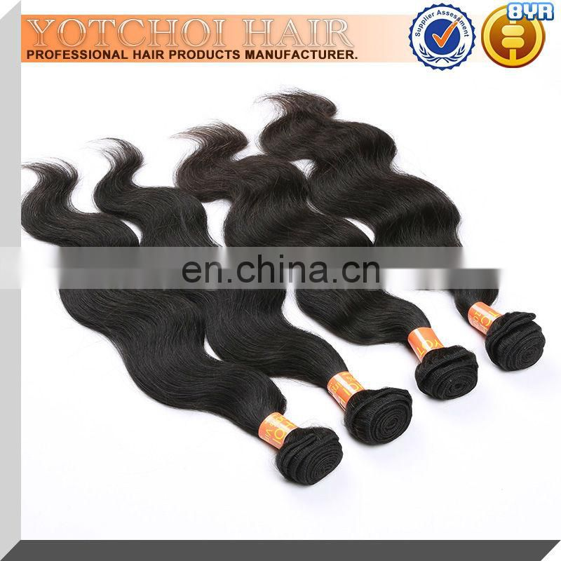 Top grade 5A 100% Brazilian human hair real aunty fumi hair