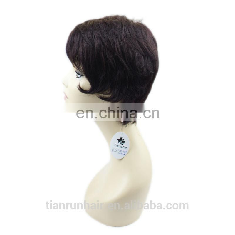 Factory wholesale high quality jewish wig