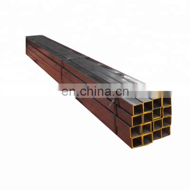 china manufacturer 15x15 steel tube square