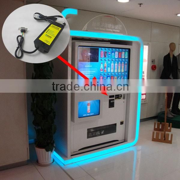 MDB Cashless payment adapter / Connect PC to existing vending