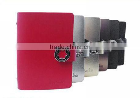 2013 Stylish promotion PU Business Card holder