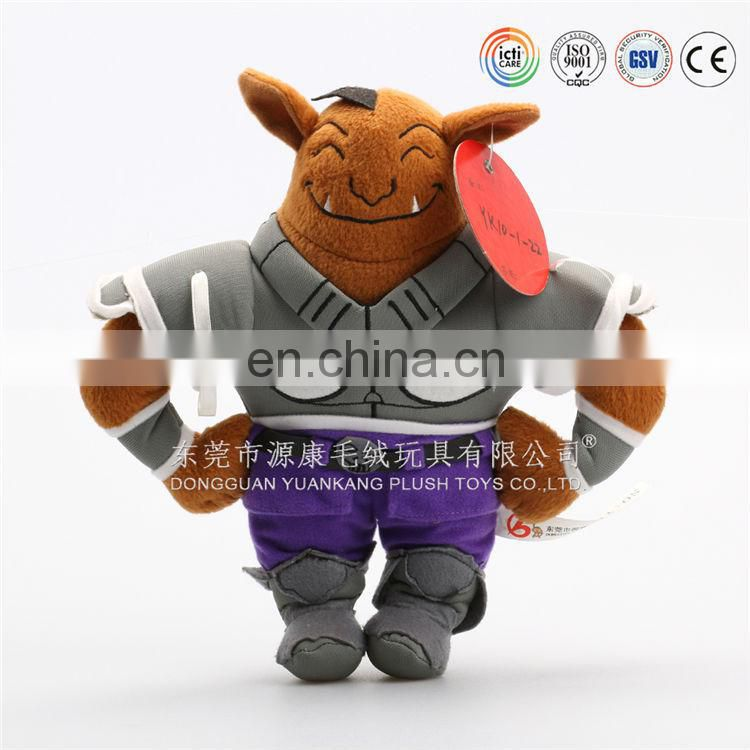 Enterprise custom plush elf mascots plush toys