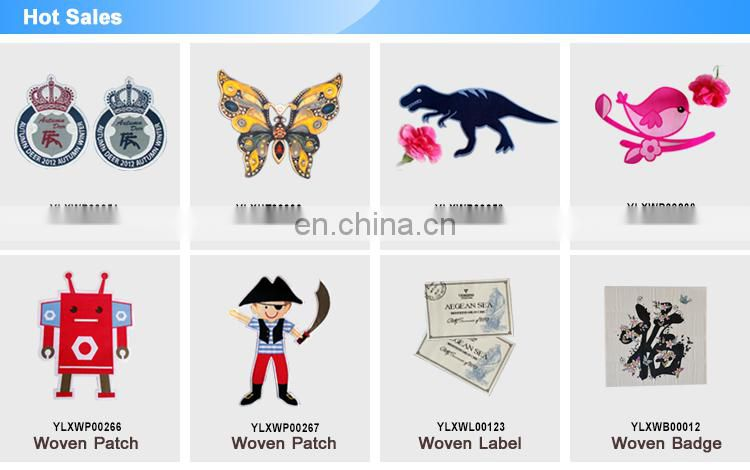 2017 Environmental printed clothing label manufacturer