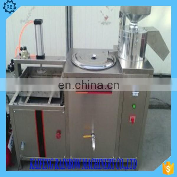 Low Price High Efficiency Soya Bean Curd/Bean Curd Making Machine