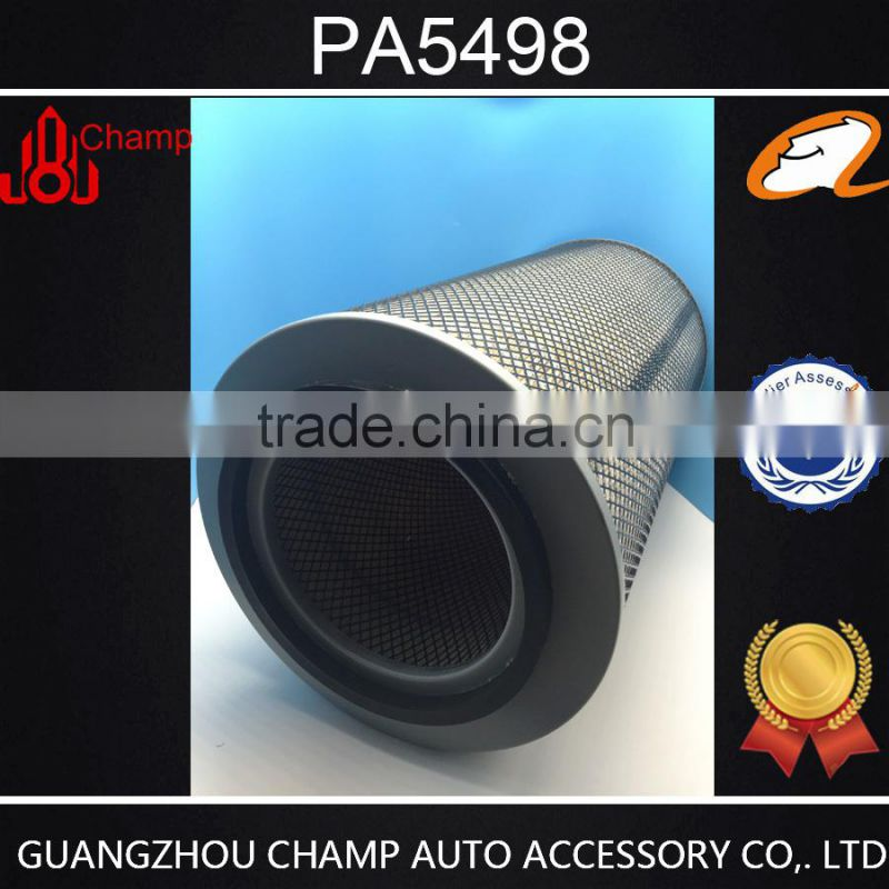 Excellent factory wholesale professional auto spare parts air filter for heay truck in air filter