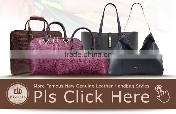 CSS1678-001 Genuine leather weekender bags IT girls gym bag Latest handbags ladies 2016