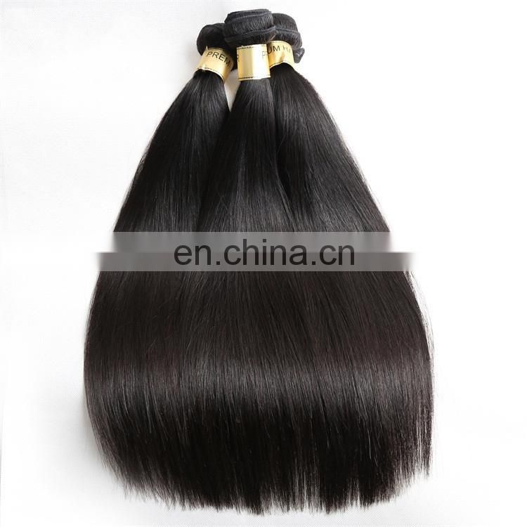 China100% Human Best sale quality Virgin remy bundle weft sally beauty supply hair extensions