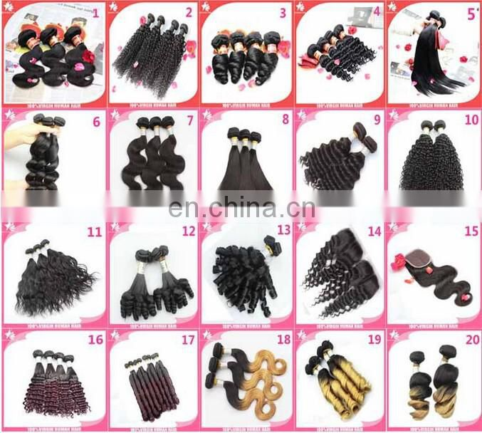 aliexpress brazilian hair virgin from China suppliers sell factory extension hair
