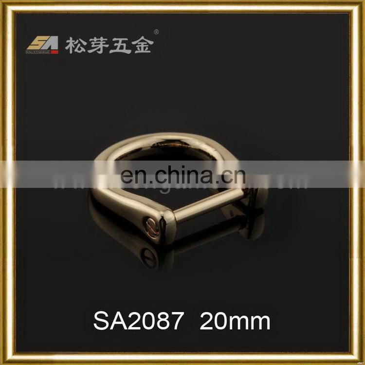 Cheapest hot-sale colorful covered wood ring buckle