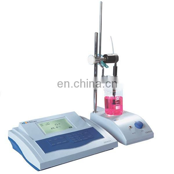 ZD-2 Automatic Potentiometric Titrator with a Stirrer