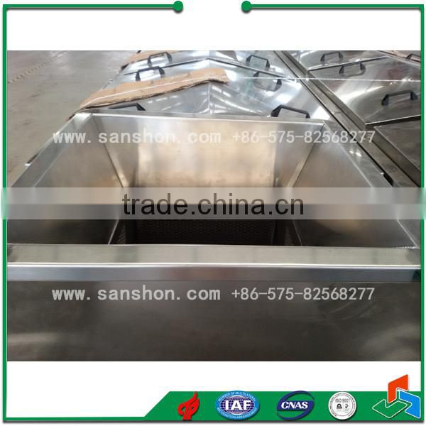 China Vegetables And Fruit Blancher,Vegetable And Fruit Blanching Machine