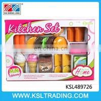 New style colorful kitchen toy for children gifts